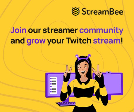 StreamBee Small Banner