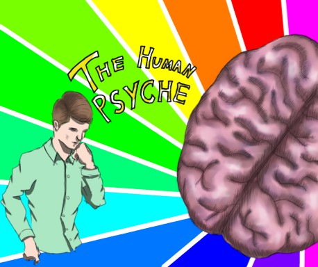 The Human Psyche Small Banner