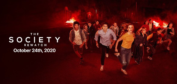 #TheSocietyRewatch is back!
