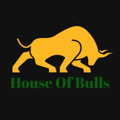 House Of Bulls Trading Small Banner