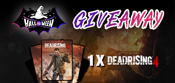 2x Dead Rising 4 giveaway