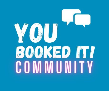You Booked It Community Small Banner