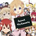 Anime Pictionary Small Banner