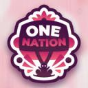 One Nation Small Banner