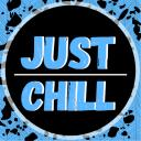 JUST CHILL Small Banner