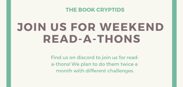 Monthly Read-a-Thons!
