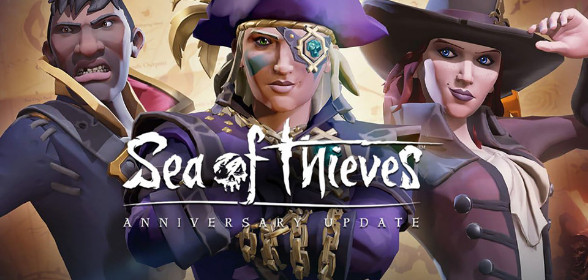 SeaOfThieves: New Content!