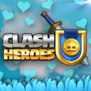 Clash Heroes FR Small Banner