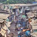The Slums Small Banner