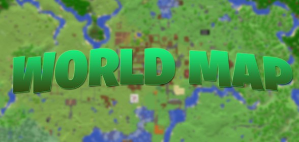 Hey, we have a blazing fast world map now!