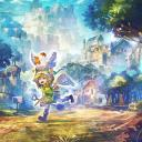 Legend of Zelda: Faded Pictures Small Banner