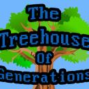 The Treehouse Of Generations Small Banner