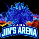 Jin's Arena Small Banner