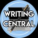 Writing Central Small Banner
