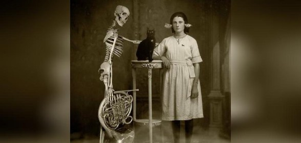 SPOOKY CAPTION THIS!