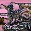 The WEWE cult. Small Banner
