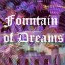 Fountain of Dreams Small Banner