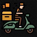 Delivery Business Small Banner
