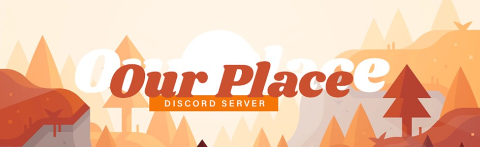 Our Place Large Banner