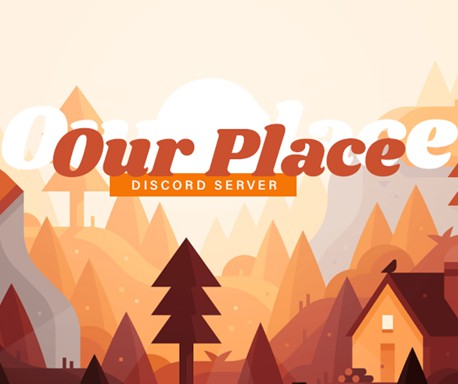 Our Place Small Banner