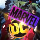 MARVEL | DC: COLLISION COURSE Small Banner