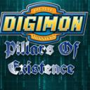 Digimon 『Pillars of Existence』 Small Banner
