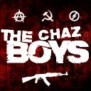 CHAZ BOYS Small Banner