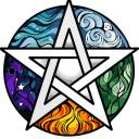 ☽☕Wiccan Cafe☕☾ Small Banner