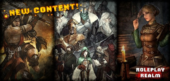 Story Mode Styles and Server Improvements!