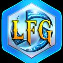 Heroes of the Storm LFG Small Banner