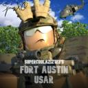| US | Fort Austin Small Banner
