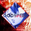 RE: Godspeed Small Banner