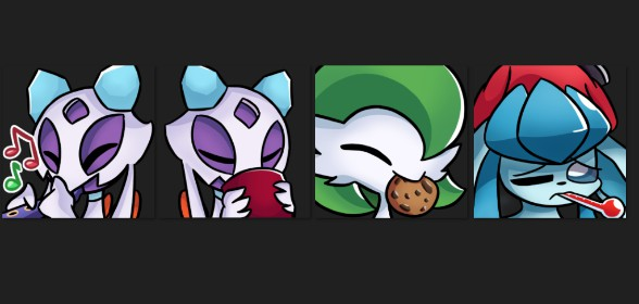 A New Day, A New Artist Gives Wonderful Emotes!