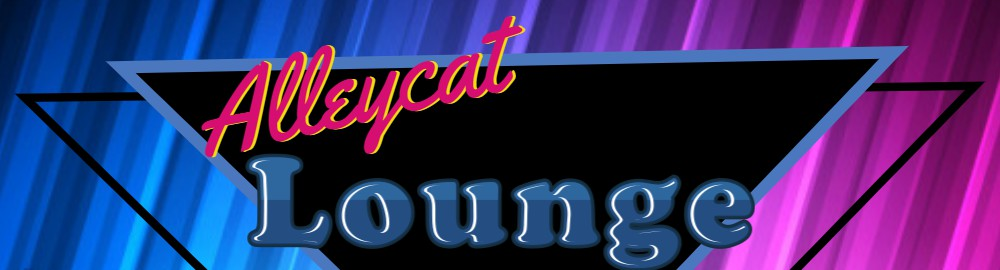 The Alleycat Lounge Small Banner