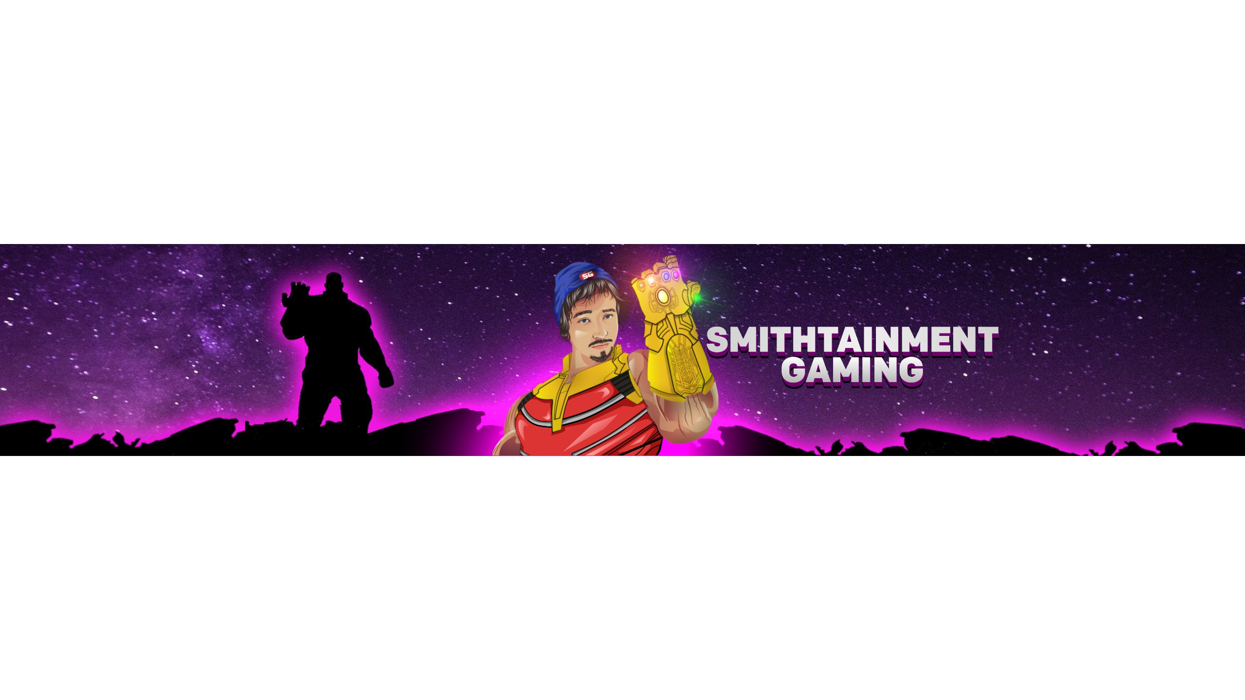 Smithtainment Gaming Small Banner
