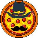 Pixel Pizza Small Banner