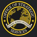 The Office of Strategic Services Small Banner