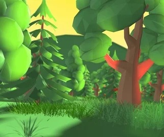 [21+] Wumpus Forest Small Banner