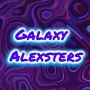 🌌 Galaxy Alexsters Small Banner
