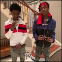 Polo G and Lil Tjay Small Banner