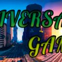 UNIVERSAL GAMES Small Banner