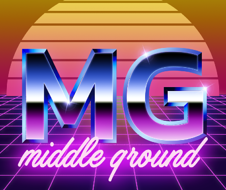Middle Ground Small Banner
