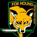 Foxhound Small Banner