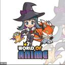 World of Anime! Small Banner