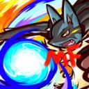 Team Mystic Fire Lounge Small Banner