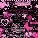 Pink Crystal (Girls Only) Small Banner