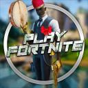 Play Fortnite Small Banner