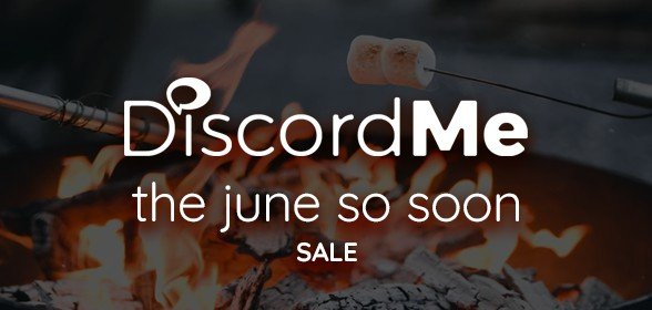 The June So Soon Sale!