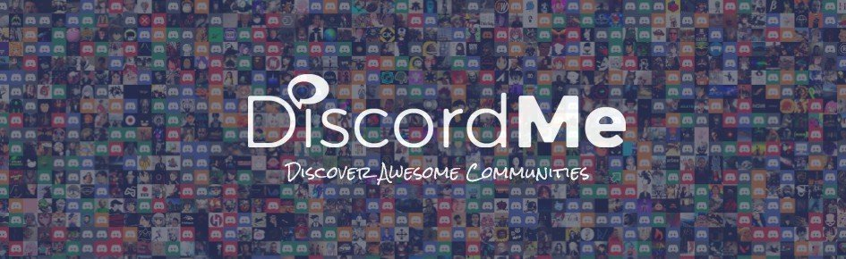 Discord.Me Support Large Banner