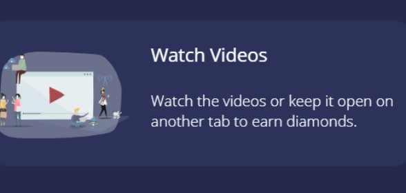 Passive income from watching videos on Loot.tv